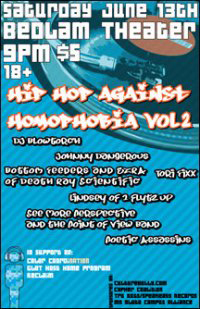 hip hop against homophobia v2