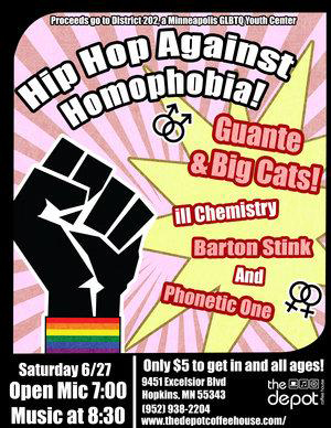hip hop against homophobia v3