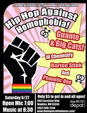 hip hop against homophobia v3