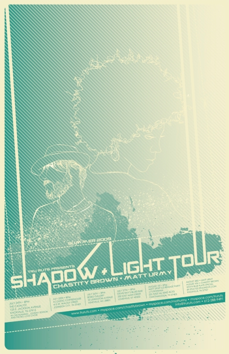 The Shadow + Light Tour Poster (Final) (900pxl)